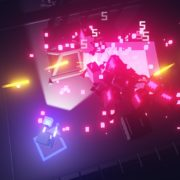 Switch版『脳食いエイリアン』が2020年2月13日から配信開始!アーケードスタイルの見下ろし型シューティングゲーム
