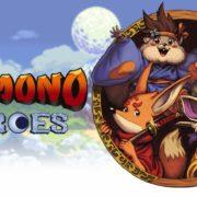 Switch用ソフト『ケモノヒーローズ』が2020年2月27日から配信開始!レトログラフィックが魅力的な2Dアクションゲーム