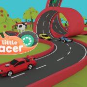 Switch用ソフト『Little Racer』が2020年2月13日から配信開始!ダイナミックなレトロスタイル・レースゲーム
