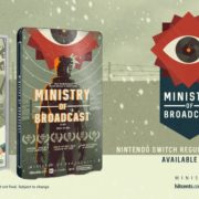 Switch版『Ministry of Broadcast』のパッケージ版海外発売日が2020年4月28日に決定!