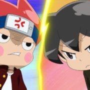 WEBアニメ『ニンジャボックス』シーズン2 第15話「マジガチバトル! トンカチvsヒロトだッチ!」が公開!