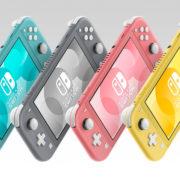 携帯専用「Nintendo Switch Lite」の新色 『Nintendo Switch Lite コーラル』が2020年3月20日に発売決定!