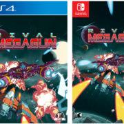 『ライバル・メガガン』のPS4&Switch向けパッケージ版が2020年6月に発売決定!2月7日より日本を含む全世界同時で予約開始に