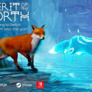 Switch&PC用ソフト『Spirit of the North』が2020年春に発売決定!キツネが主人公の三人称視点アドベンチャーゲーム