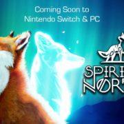 Switch&PC版『Spirit of the North』が日本語インタフェースに対応して今春にリリース決定!