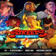 『Streets of Rage 4』のFloyd Iraia & Multiplayer トレーラーが公開!