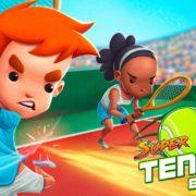 Switch用ソフト『Super Tennis Blast』が2020年2月13日に配信決定!エキサイティングなテニスが遊べるゲーム