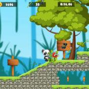 Switch版『The Incredible Adventures of Super Panda』が海外向けとして2020年2月14日に配信決定!挑戦的なゲームプレイを備えたプラットフォーマーゲーム