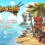 PS4&Xbox One&Switch&PC用ソフト『The Survivalists』のMonkey Feature Trailerが公開!