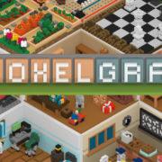 Switch版『Voxelgram』が海外向けとして2020年2月27日に配信決定!立体的な3Dパズルゲーム