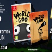 『グーの惑星』のパッケージ版がSuper Rare Gamesから発売決定!