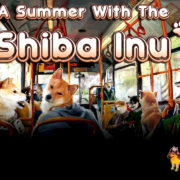 PS4&Xbox One&Switch版『A Summer with the Shiba Inu』が海外向けとして2020年に配信決定!インタラクティブな柴犬ビジュアルノベル
