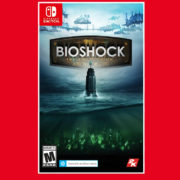 Switch版『BioShock: The Collection』が海外向けとして2020年5月29日に配信決定!