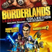 Switch用ソフト『Borderlands Legendary Collection』が海外向けとして2020年5月29日に発売決定!