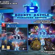 北米向けに発売が予定されていた『Bounty Battle』のパッケージ版が新型コロナウイルスの影響によりキャンセルに!