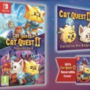 ヨーロッパで発売される「Cat Quest Pawsome Pack」の予約特典が発表!