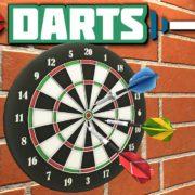 Switch用ソフト『Darts』が海外向けとして2020年3月5日に配信決定!ダーツシミュレーションゲーム