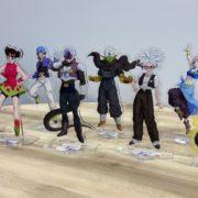『ドラゴンボール ゼノバース2』の「第2回オシャレ一武道会」の賞品「アクリルスタンド」の完成品画像が公開!