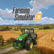 Switch用ソフト『ファーミングシミュレーター 20』が2020年5月28日に国内発売決定!
