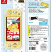 アイレックスからNintendo Switch Lite用の『超透明シリコンカバー』と『トライタンハードカバー』が2020年5月に発売決定!