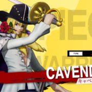 PS4&Switch&XboxOne用ソフト『ワンピース 海賊無双4』のキャラクター紹介映像「キャベンディッシュ」編が公開!