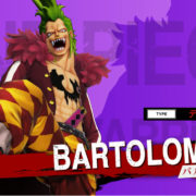 PS4&Switch&Xbox One用ソフト『ワンピース 海賊無双4』のキャラクター紹介映像「バルトロメオ」編が公開!
