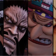 PS4&Switch&Xbox One用ソフト『ワンピース 海賊無双4』のテレビCM「四皇編」編が公開!
