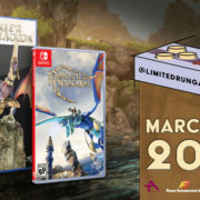 Switch版『パンツァードラグーン:リメイク』のパッケージ版が海外向けとしてLimited Run Gamesから発売決定!