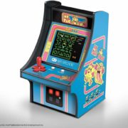 『レトロアーケード <ミズ・パックマン>』と『ポケットプレイヤー <パックマン> <ミズ・パックマン>』が2020年6月上旬に国内発売決定!