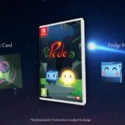 Nintendo Switch版『Pode』のパッケージ版がヨーロッパ向けとして発売決定!