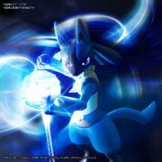 BANDAI SPIRITSから『ポケモンプラモコレクション44 セレクトシリーズ リオル & ルカリオ』プラモデルが2020年7月に発売決定!