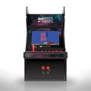ミニチュア筐体風ゲーム機「レトロアーケード」シリーズより『データイーストクラシックコレクション』が2020年5月に発売決定!