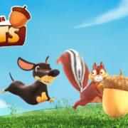 Xbox One&Switch&PC用ソフト『Save Your Nuts』の海外配信日が2020年4月16日に決定!物理的な戦いを特徴とするマルチプレイ・パーティーゲーム