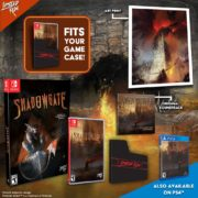 Switch版『ShadowGate』のPS4&Switch向けパッケージ版がLimited Run Gamesから発売決定!