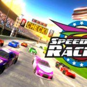 Switch用ソフト『Speedway Racing』が2020年3月12日に国内配信決定!『デイトナUSA』にインスパイアされたレーシングゲーム