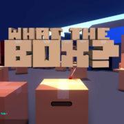 Switch版『What the Box?』が海外向けとして配信決定!対戦シューターゲーム