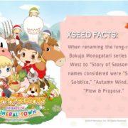 XSEED Gamesが「Harvest Moon」から「Story of Seasons」に名称を変更する前に検討した名前を明らかに!