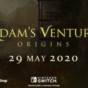 Switch版『Adam's Venture: Origins』の海外発売日が2020年5月29日に決定!