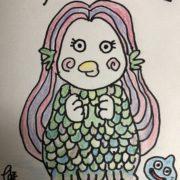 『ドラゴンクエスト』の生みの親である堀井雄二さんが「アマビエ」を描く!
