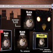 Switch用ソフト『BLACK BIRD』のパッケージ版が海外向けとしてLimited Run Gamesから発売決定!