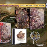 『ブリガンダイン ルーナジア戦記』のパッケージ版が海外向けとしてLimited Run Gamesから発売決定!