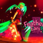 Switch版『Feathery Ears』が海外向けとして配信決定!レトロスタイルの3Dプラットフォーマーゲーム