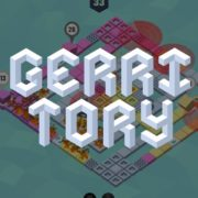 Switch用ソフト『Gerritory』が2020年5月7日に配信決定!領地占拠パーティーゲーム