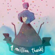 『GRIS』の販売本数が100万本を突破したことが発表に!