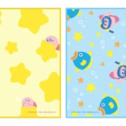 エンスカイから『星のカービィ ふるクールタオル (ワープスター / カービィ&カイン)』が2020年6月に発売決定!