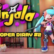 Switch用ソフト『Ninjala (ニンジャラ)』のDeveloper Diary #2が公開!オンライン体験会の開催も