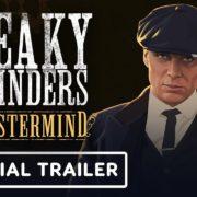 PS4&Xbox One&Switch&PC用ソフト『Peaky Blinders: Mastermind』が2020年夏に発売決定!