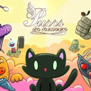 Switch用ソフト『Purrs In Heaven』が海外向けとして2020年4月17日に配信決定!可愛い猫を主人公としたプラットフォームパズルゲーム