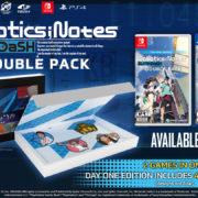 PS4&Switch用ソフト『Robotics Notes Elite & Dash Double Pack』が北米向けとして2020年10月13日に発売決定!