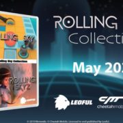 Switchパッケージ版『Rolling Sky Collection』がアジア向けとして2020年5月に発売決定!